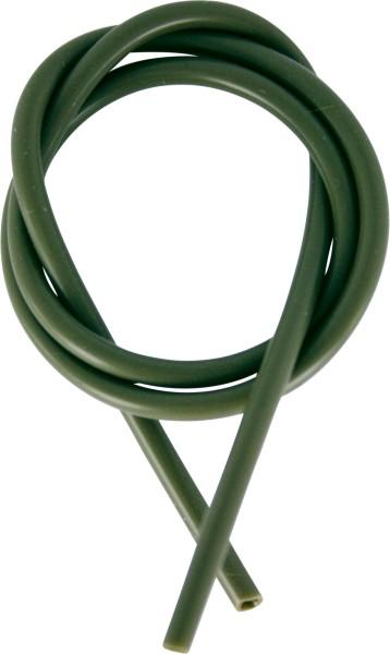 Quantum Radical Silicone Tube matt grün Durchmesser 1,0 mm + 2,0 mm