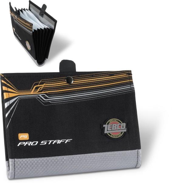 Zebco Pro Staff Rig Tasche Pro Länge 24 cm