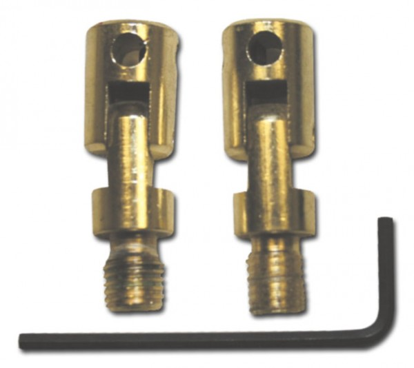 GARDNER STORM CAPS (pair)