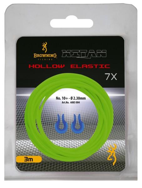 """Browning """"Stretch 7"""" Hollow Pole Elastic 2,3mm 10+ grün"""