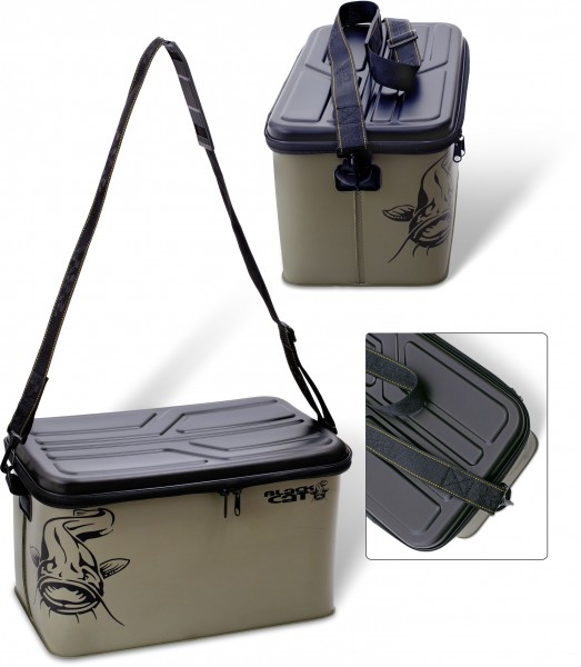 Black Cat Flex Box Carrier Länge 40 cm