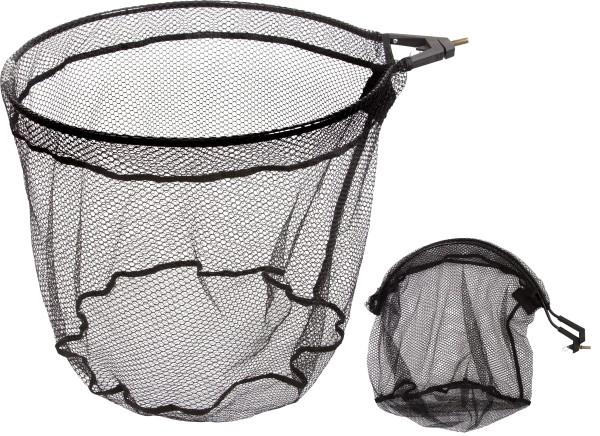Browning Black Magic® Folding Net Head Round Länge 40 cm