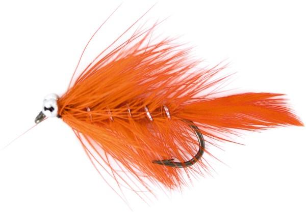 Quantum Specialist Gazer Fliege orange Hakengröße 2