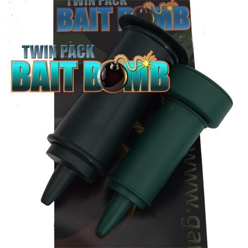 GARDNER BAIT BOMB TWIN PACK