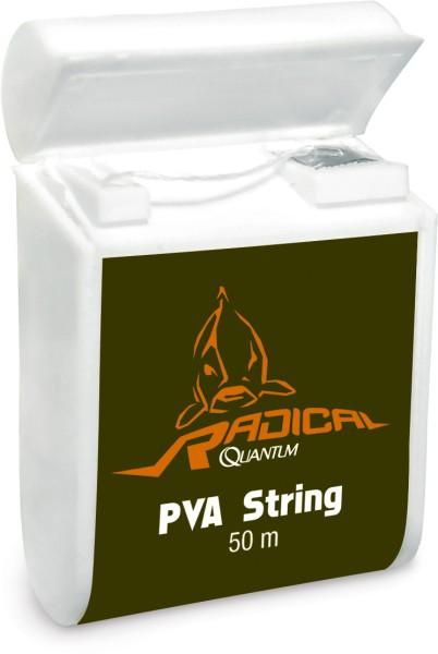 Quantum Radical PVA String