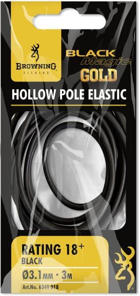 Vorteilspack Browning Black Magic® Gold Hollow Elastic Länge 3,00 m