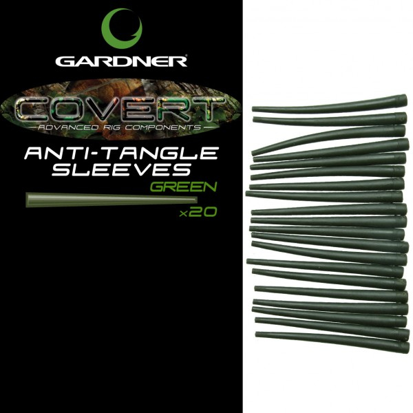 GARDNER COVERT ANTI-TANGLE SLEEVES GREEN