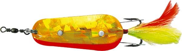 Zebco Weedy rot / chartreuse Länge 7 cm Gewicht 16 g