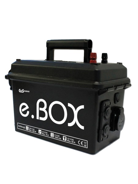 Carp Sounder Ebox
