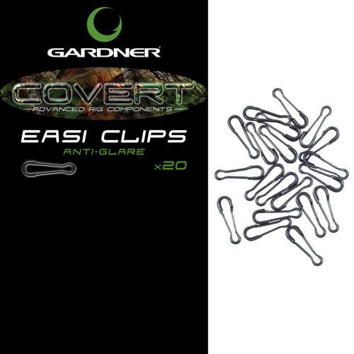 GARDNER COVERT EASI CLIPS ANTI GLARE