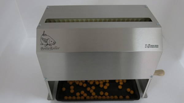 Boilieroller Boiliemaschine manuel 18mm