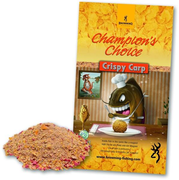 Vorteilspack Browning Grundfutter Crispy Carp