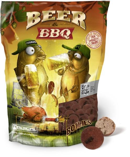 Vorteilspack Radical Beer & BBQ Boilie