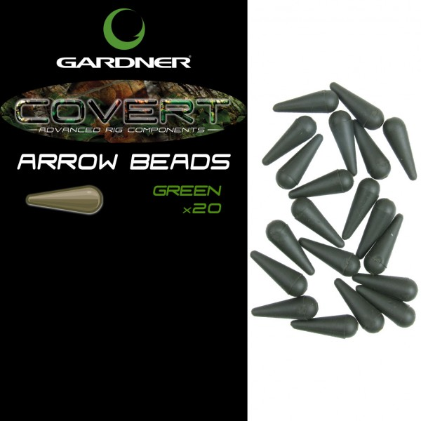 GARDNER COVERT ARROW BEADS GREEN