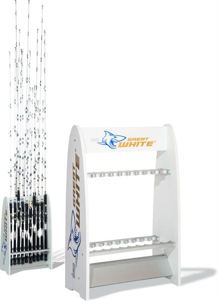 Zebco Great White™ Rutenständer Länge 60 cm