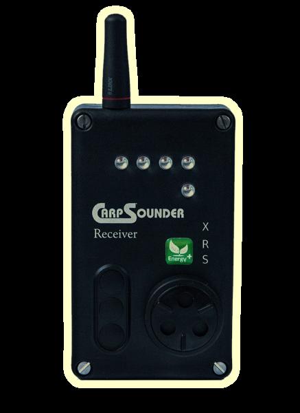 Carp Sounder Receiver XRS Energy + Funkempfänger