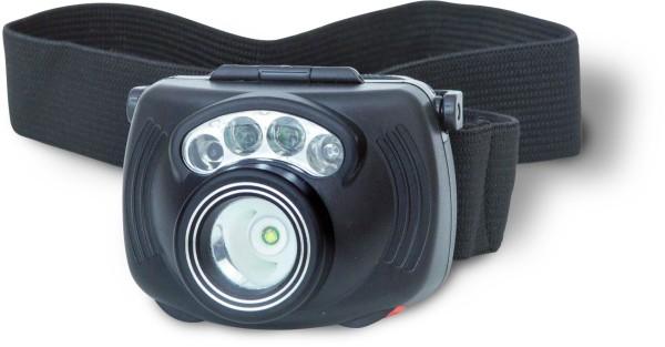 Zebco Sensor LED-Kopflampe 3W