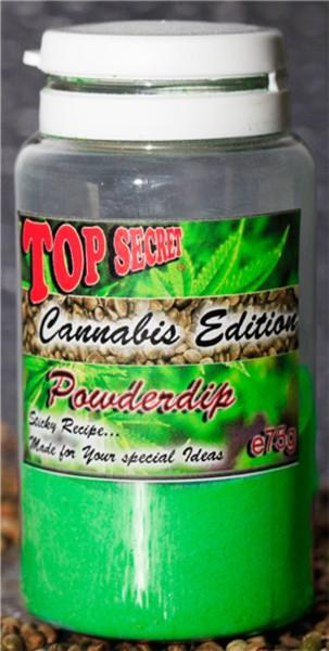Top Secret Canabis Edition Canabis Bait Powder 75 g