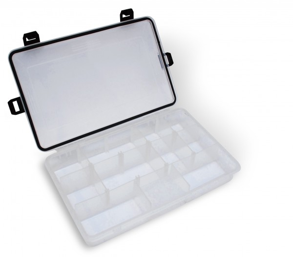 Quantum Specialist Waterproof Boxes Gr. L Tiefe 4,7 cm Höhe 22,5 cm Breite 35 cm