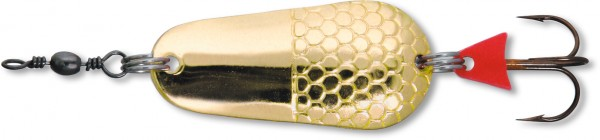 Zebco Classic Spoon gold Länge 12 cm Gewicht 45 g