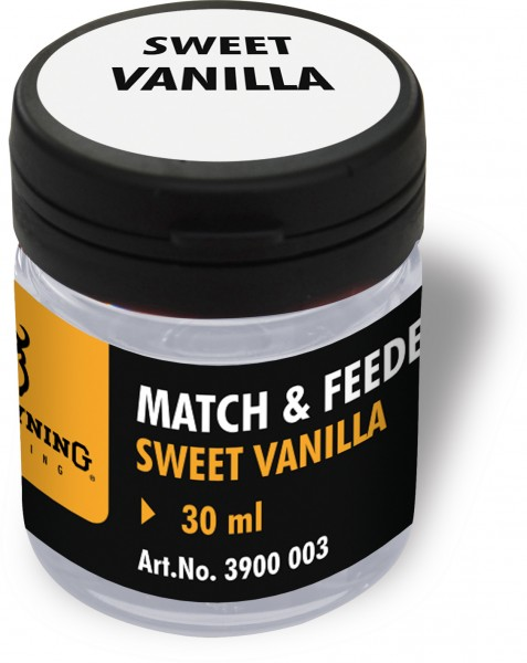 Browning Match & Feeder Dip klar Sweet Vanilla