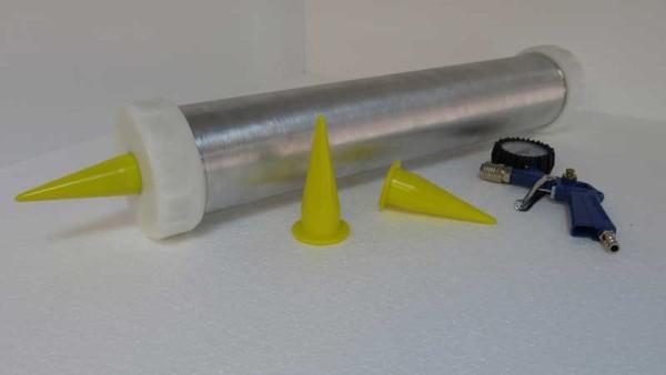 Boilieroller Luftdruck Boilie Gun 4 Kg Fassungsvermögen