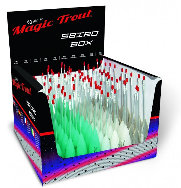 Magic Trout Smart Sbiro Display