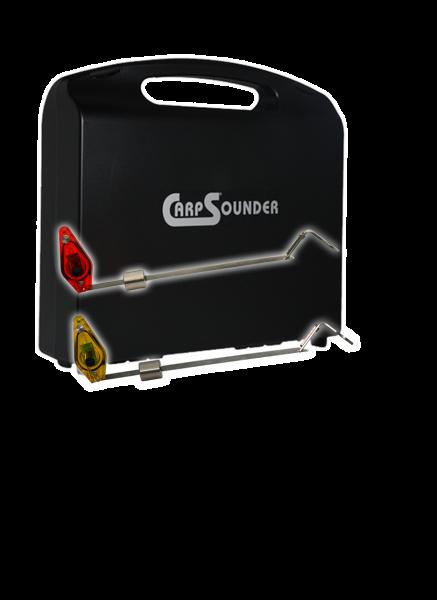 Carp Sounder 2 x Dropstar LX LED nach Wahl im Koffer