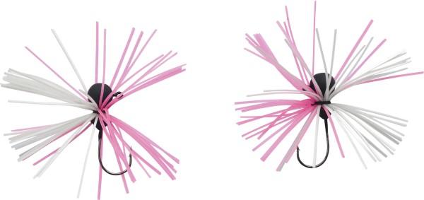 Quantum Specialist Mini Skirted jig Heads Hakengröße 1 Pink Lady 5 g