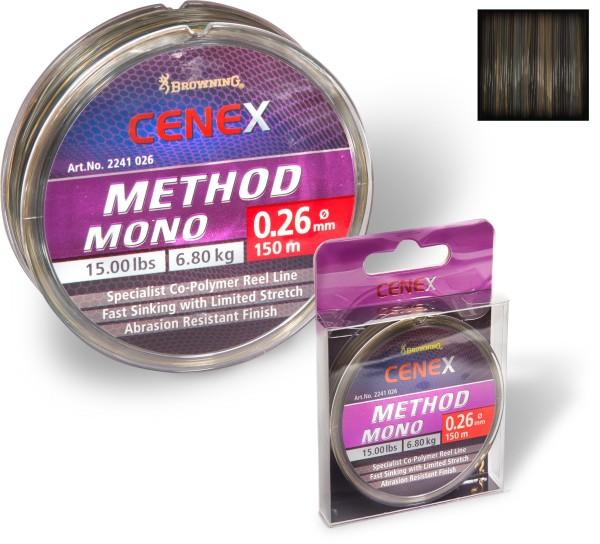 Vorteilspack Browning Cenex Method Mono