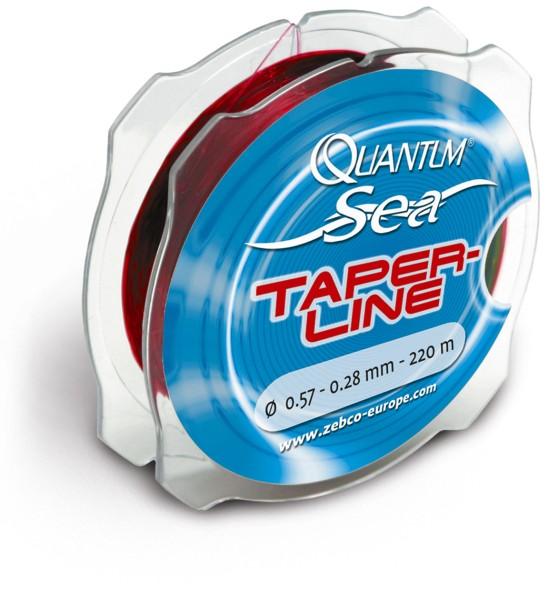 Quantum Sea Taperline Durchmesser 0,57-0,30 mm