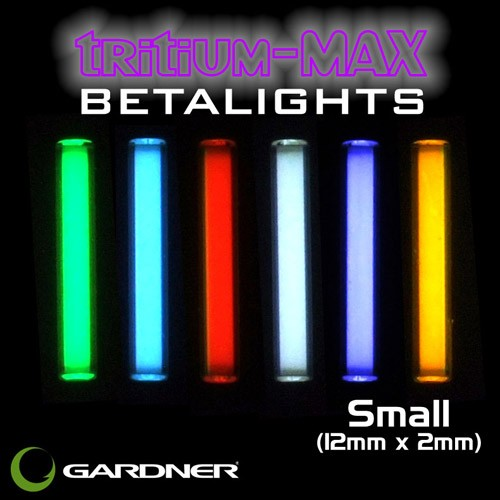 GARDNER BETALIGHT SMALL WHITE *TRITIUM-MAX*