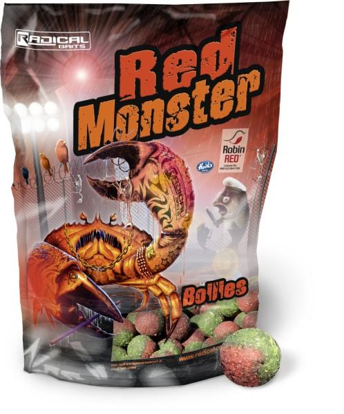 Vorteilspack Radical Red Monster Boilie