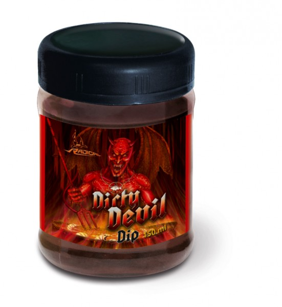 Quantum Radical Dirty Devil Dip