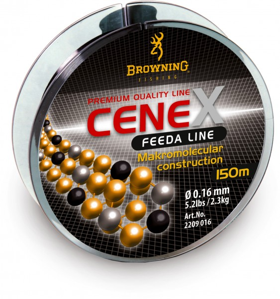 Browning Cenex Feeda Line 0,20 mm 7,50 lb 3,40 kg