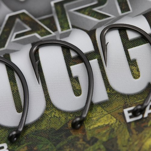 Gardner Dark Covert Mugga Hooks Barbless Size 12