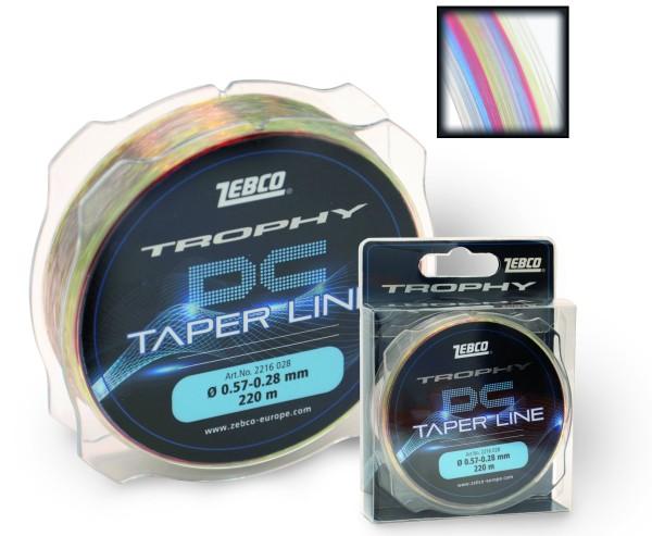 Vorteilspack Zebco Trophy DC Taper Line
