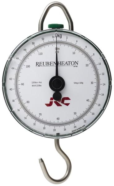 JRC REUBEN HEATON 120LB SCALES