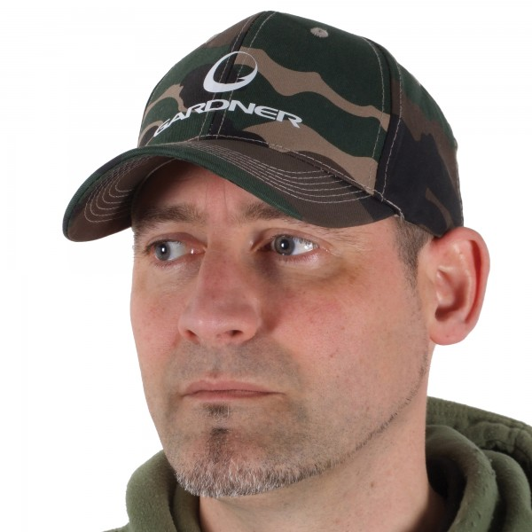 GARDNER CAMO BASEBALL CAP