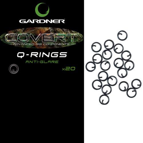 GARDNER COVERT Q RINGS ANTI GLARE