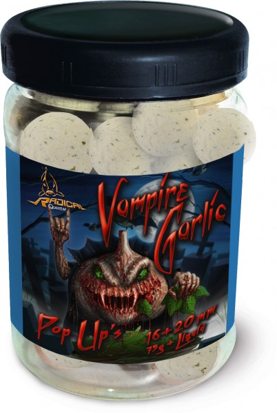 Quantum Radical Vampire Garlic Pop Up 16 mm + 20 mm
