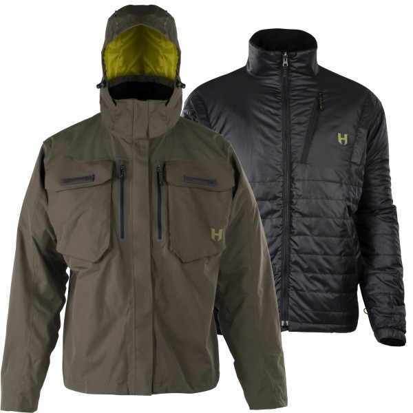 Hodgman Aesis 3IN1 Jacket XL