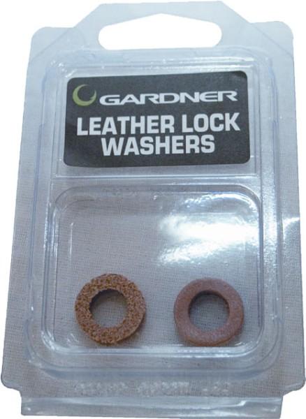 GARDNER LEATHER LOCK WASHERS (pair) (5)