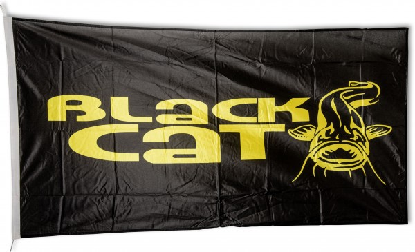 Black Cat Fahne