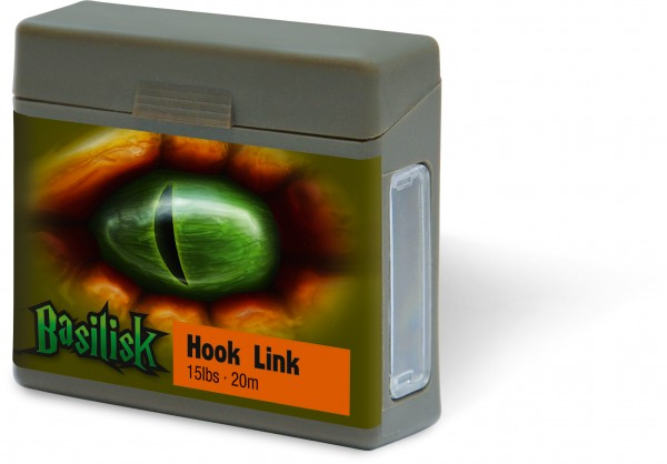 Quantum Radical Basilisk Hook Link Tragkraft 35 lb 15,9 kg