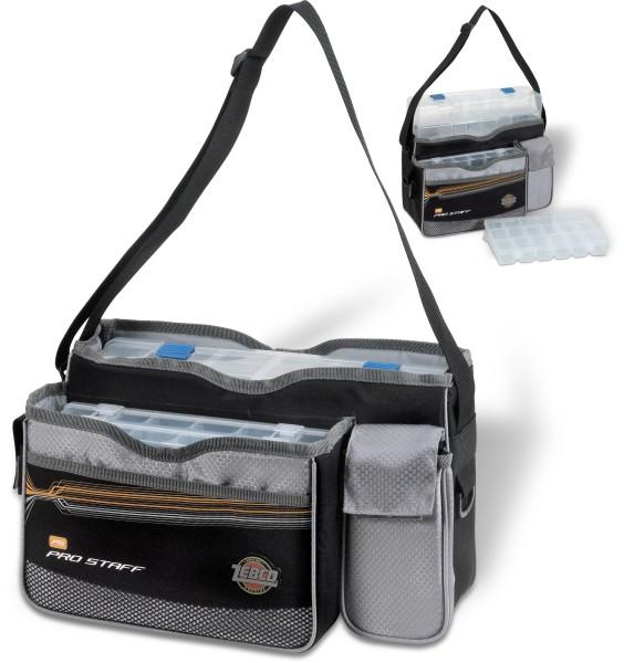 Zebco Pro Staff Uni Tackle Keeper Tasche Länge 37 cm