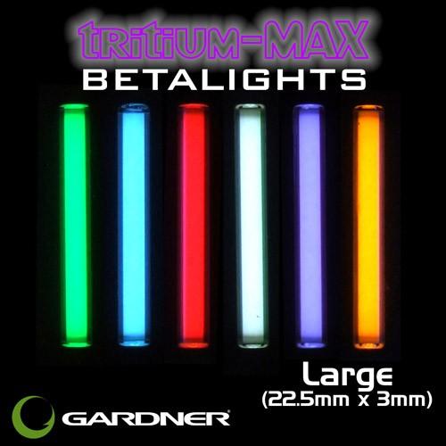 GARDNER BETALIGHT LARGE ICE-BLUE *TRITIUM-MAX*
