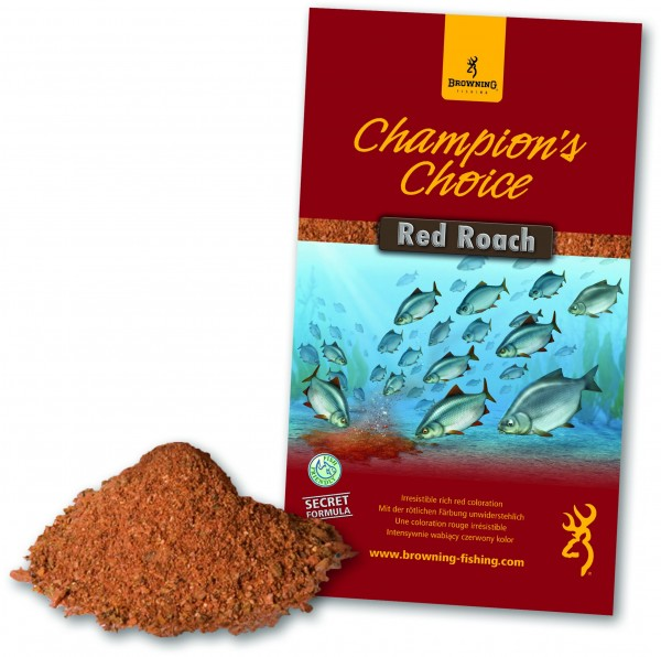 Vorteilspack Browning Grundfutter Red Roach