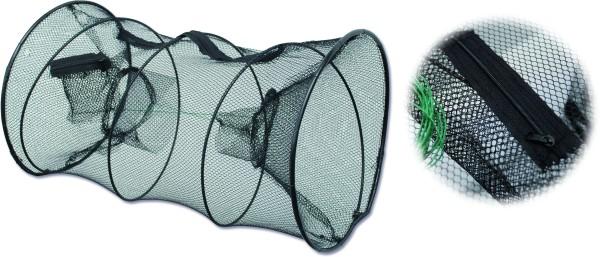 Zebco Köderfisch- und Krebsreuse rund Länge 60 cm