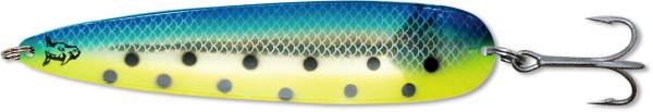 Rhino Trolling Spoon MAG gold swedish flag Länge 115 mm